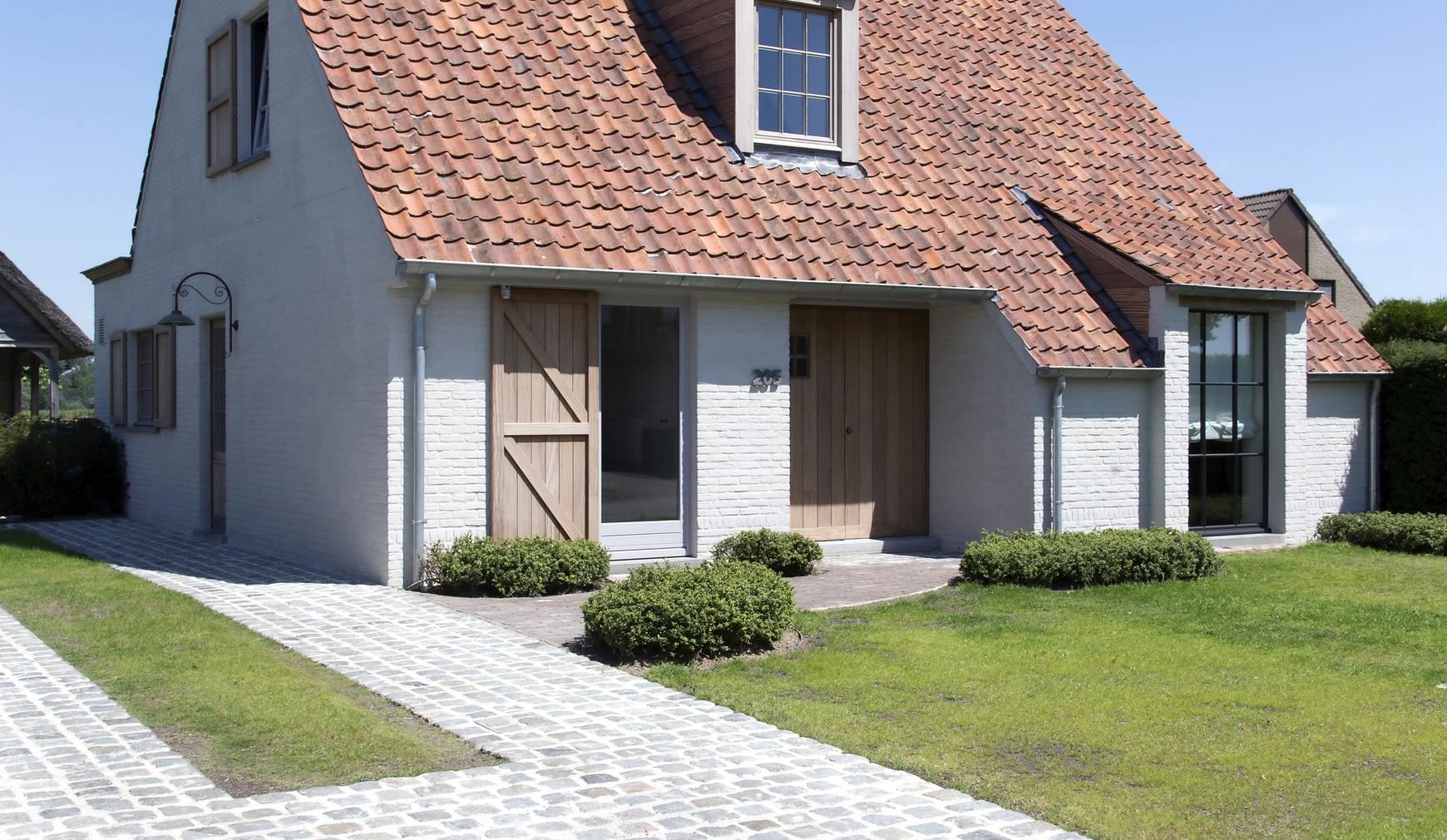 Modern Landelijk Huis : Remake over van moderne woning tot tijdloos landelijke villa